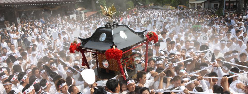 焼津神社大祭 荒祭(あらまつり) | 焼津神社