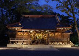 焼津神社のご由緒