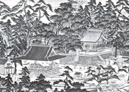 明治時代の社殿