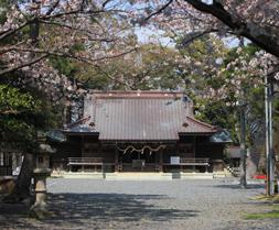 焼津神社のはじまり
